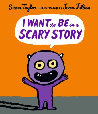 Cover image for I Want to Be in A Scary Story
