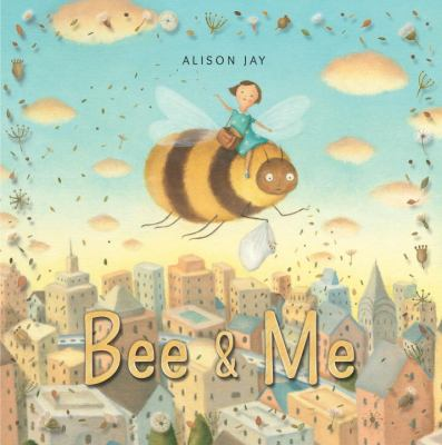 "Book Cover - Bee & Me"" title=""View this item in the library catalogue"