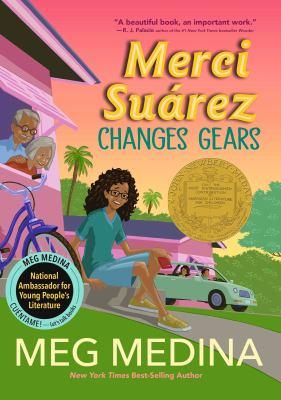 Merci Suárez Changes Gears(book-cover)