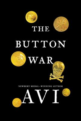 The Button War: A Tale of the Great War(book-cover)