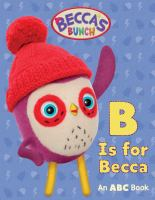 B Is for Becca