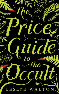 Cover image for The Price Guide to the Occult