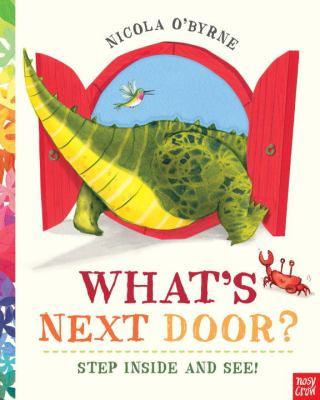 Cover image for What's Next Door?