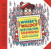 Where's Waldo? Destination : everywhere!