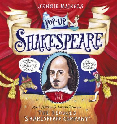 Pop-Up Shakespeare book jacket