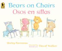BEARS ON CHAIRS / OSOS EN SILLAS