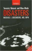 Encyclopedia of Terrorist, Natural, and Man-made Disasters