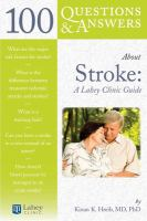 100 Questions and Answers About Stroke