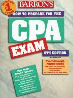 How to Prepare for the CPA, Certified Public Accountant Examination