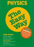Physics The Easy Way