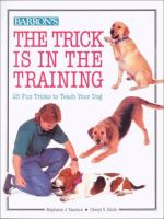 The Trick Is in the Training