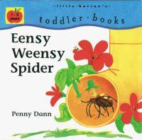 Eensy Weensy Spider