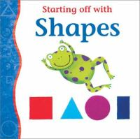 Starting Off With Shapes