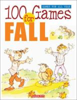 100 Games for Fall