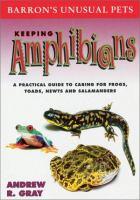 Keeping Amphibians