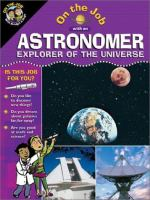 On the Job With An Astronomer