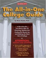 The All-in-one College Guide
