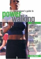 Beginner's Guide to Power Walking