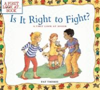 Is It Right to Fight
