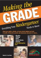 Everything Your Kindergartner Needs To Know