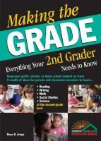 Everything your 2nd Grader Needs to Know