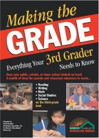 Everything your 3rd Grader Needs to Know