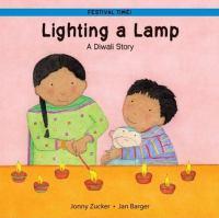 Lighting A Lamp