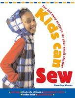 Kids Can Sew