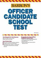 Officer Candidate School Tests