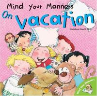 Mind your Manners on Vacation