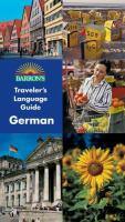 Traveler's Language Guides
