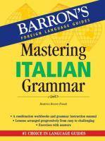 Mastering Italian Grammar