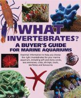 What Invertebrates?