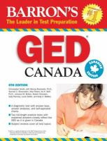 GED Canada High School Equivalency Exam