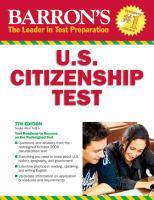 Barron's U.S. Citizenship Test