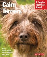 Cairn Terriers