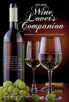 The New Wine Lover's Companion