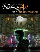 How to Create Fantasy Art for Video Games