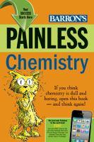 Barron's Painless Chemistry