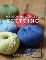 Exploring Color in Knitting