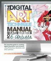 The Digital Art Technique Manual for Illustrators and Artists
