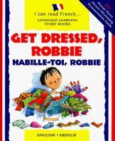 Get Dressed, Robbie
