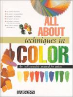All About Techniques in Color
