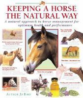Keeping A Horse the Natural Way