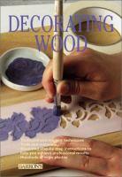 Decorating Wood