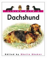 Living With A Dachshund