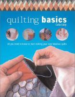 Quilting Basics