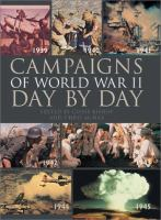 Campaigns of World War II Day by Day