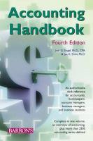 Accounting Handbook