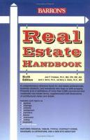 Barron's Real Estate Handbook